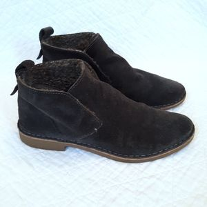 Dolce Vita Findley Suede Leather Booties